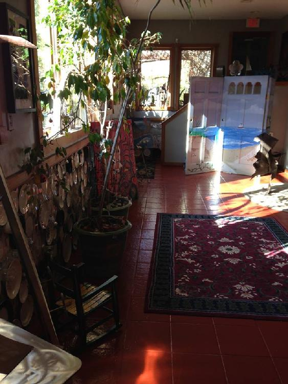 bob doster's backstreet studio gallery and garden